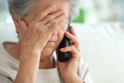 Why do older clients fall for fraud?