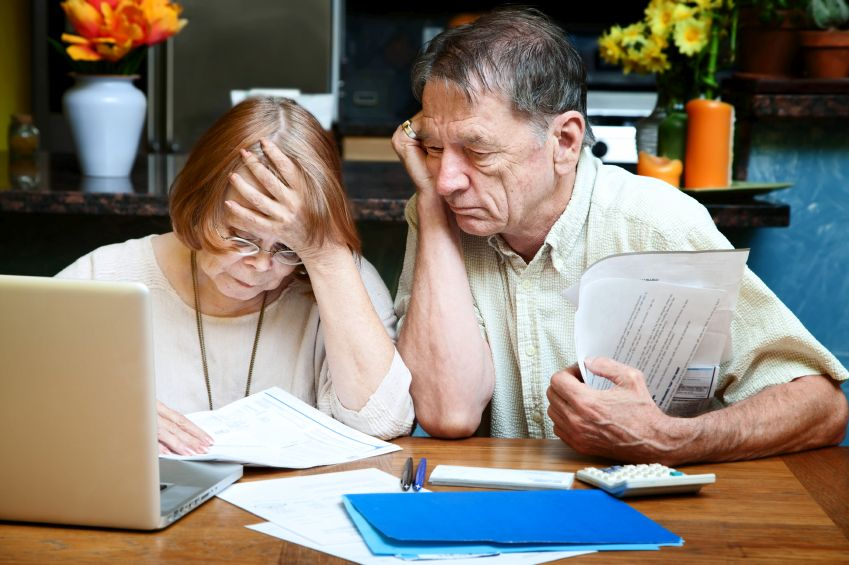 Indebted seniors among Canada's most at-risk sectors