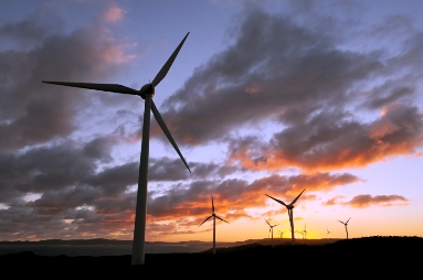 Major pension manager finances alternative energy project