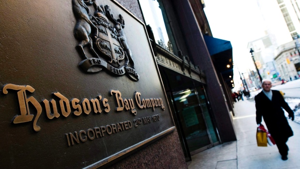 Hudson's Bay Co. announces joint real estate ventures