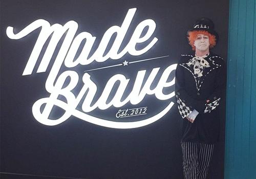 Lighter Side: Brave job seeker sends Mad Hatter to office
