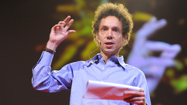 Malcolm Gladwell speaks to brokers about transformation