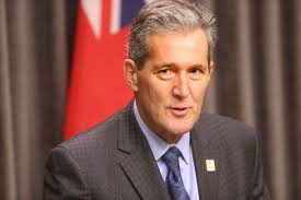 Manitoba premier demands fewer bargaining units