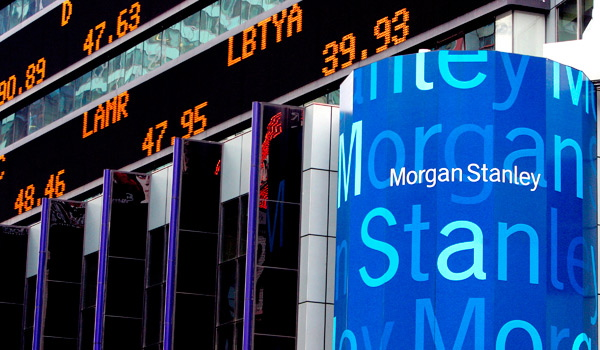 Morgan Stanley Financial Advisors Doing More With Less