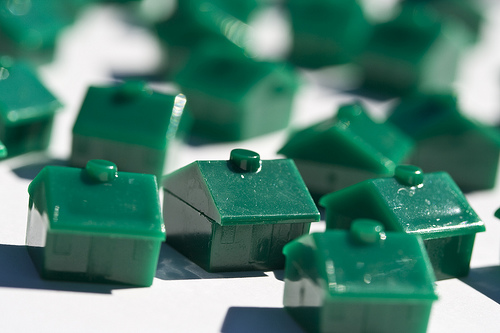 Mortgage plan to give buyers a leg up