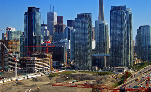 Toronto sees 46 per cent increase in $1 million condo sales