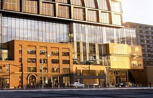 Nobu Toronto to begin sales in mid-2017