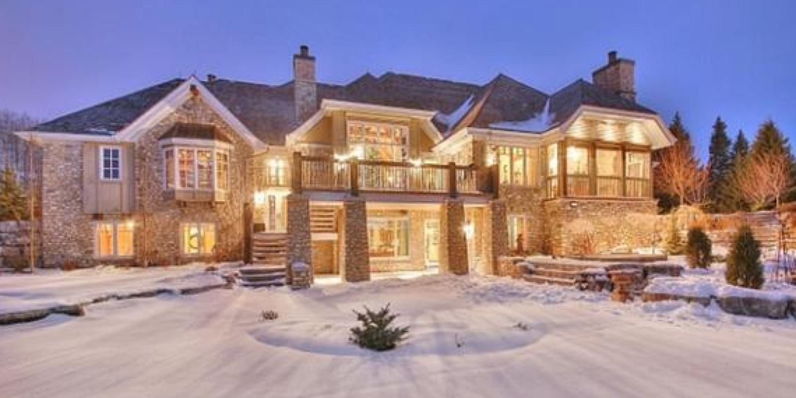 Most expensive house for sale in Canada revealed
