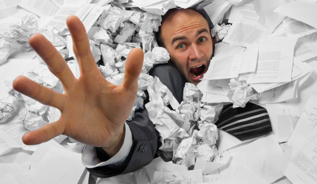 Drowning in paperwork? Hire more staff, says Toronto advisor