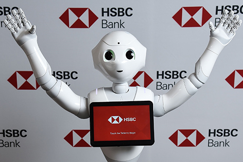 Is this the new face of finance?