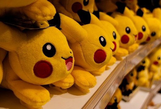 Nintendo shares skyrocket with release of Pokemon GO