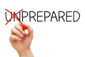Is your client prepared for an emergency?