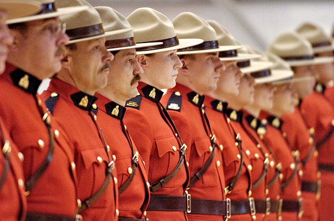 "RCMP appeals over ""outrageous"" harassment"