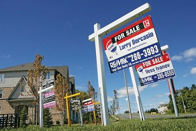 Foreign buyers low impact on Ontario as sales slip