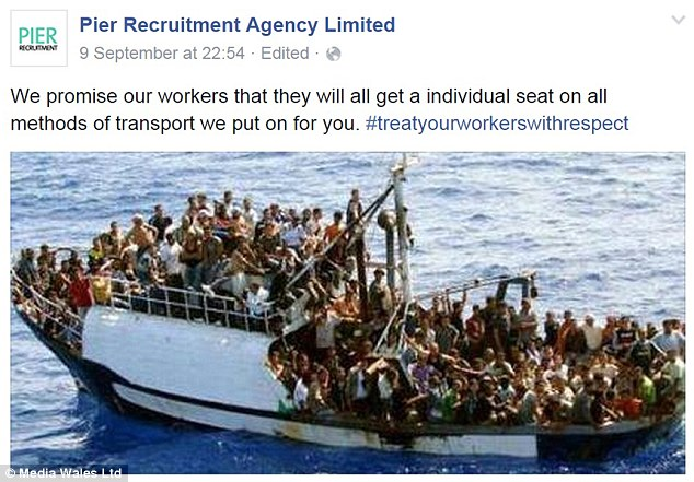 """Recruiter defends """"most offensive"""" ad campaign"""