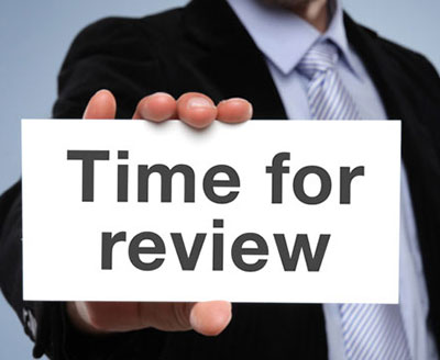 The corporate curse: should you stop giving performance reviews?