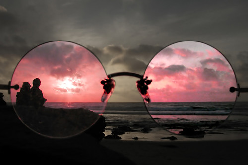 Debt seen through rose-coloured glasses