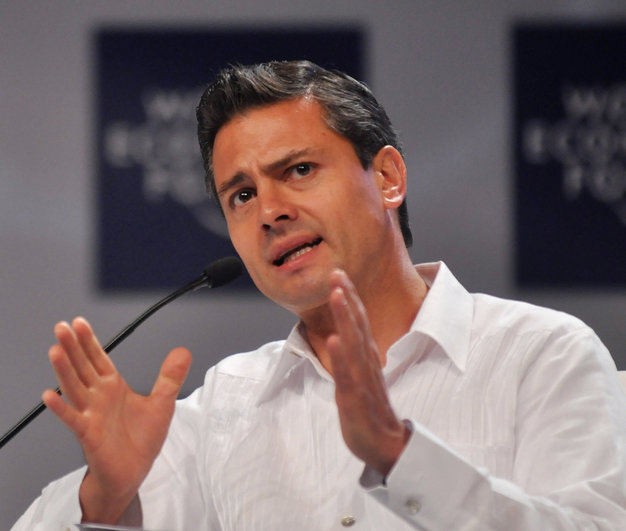 "Mexico president calls for ""economic integration"" in North America"
