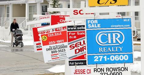 Sales plunge and prices fall in Calgary