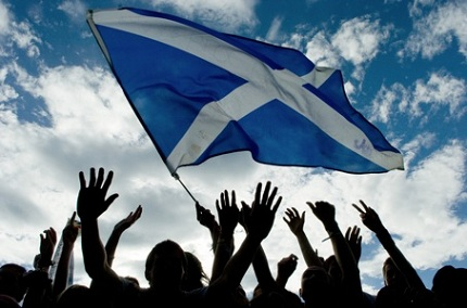 The Scottish referendum leads to impressive ROI