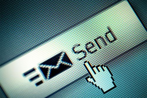Should workers be limited to three email checks per day?