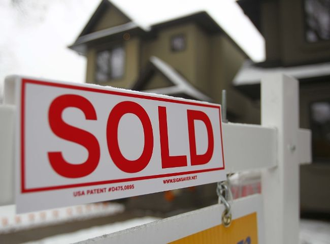 Calgary outpacing national average on new home sales