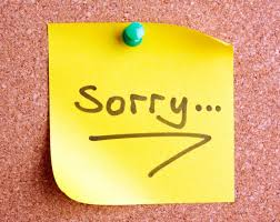How to apologize when you're the boss
