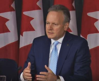 Why is Poloz sending mixed interest rate messages?