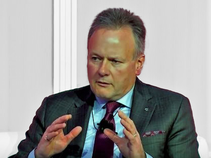 Poloz says Canada prepared for Brexit
