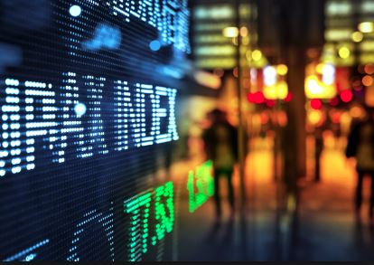 Lower greenback hits Wall Street, TSX gains