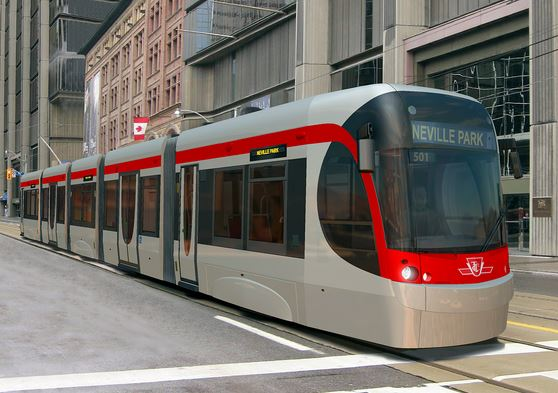 Bombardier to ramp up production of streetcars