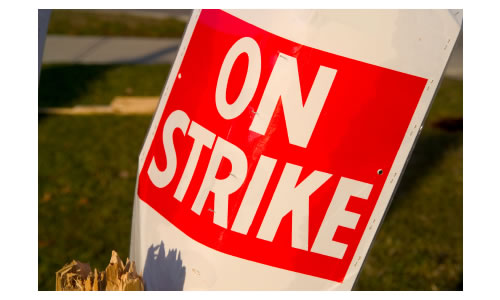 Looming strike deadline prompts conciliation efforts