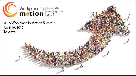 Millennials front and centre at Workplace in Motion Summit