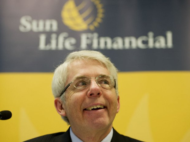 Sun Life CEO Dean Connor named 2014's best new boss