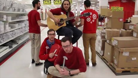 Lighter Side: Target employees' musical tribute goes viral