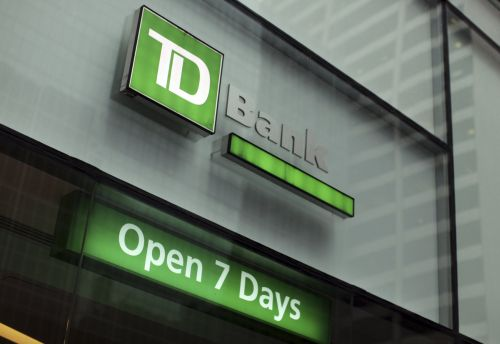 "TD predicts improving economy after ""very weak"" first quarter"