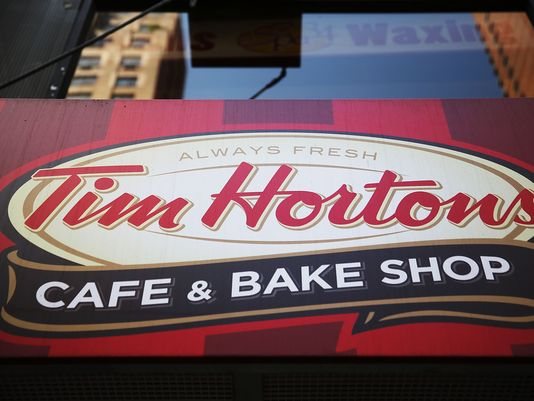 ​Tim Hortons chief is top business news-maker
