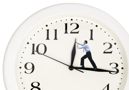 Time is of the essence and financial firms know it