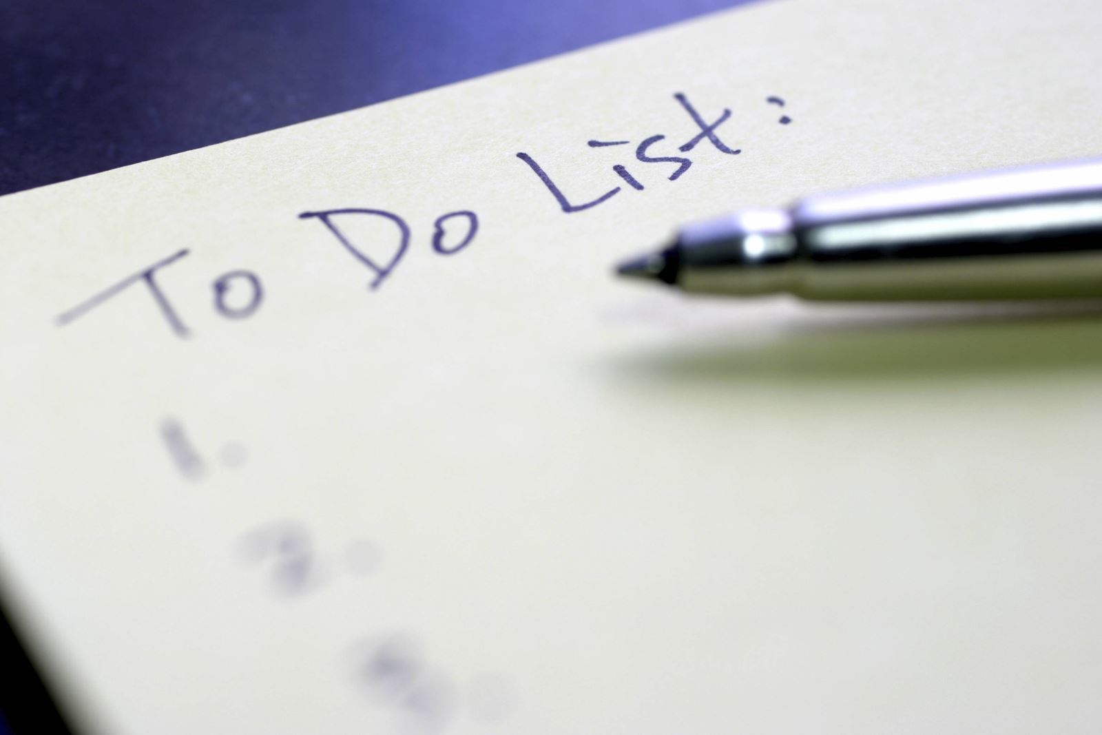 TEP at the top of the to-do list for advisors
