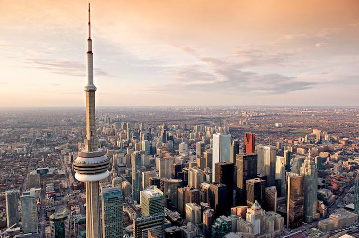 The Toronto market will land when…