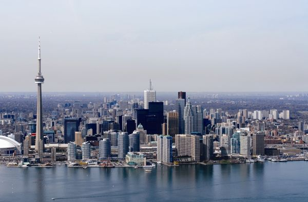 Toronto attracts more visitors