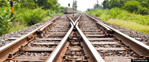 Loco-motive for rail worker accused of corporate espionage