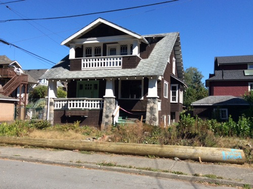 Vancouver residents want tax on empty homes