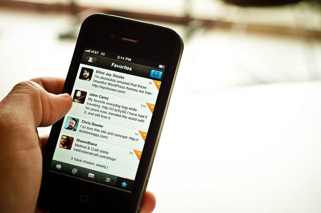 Take time to tweet