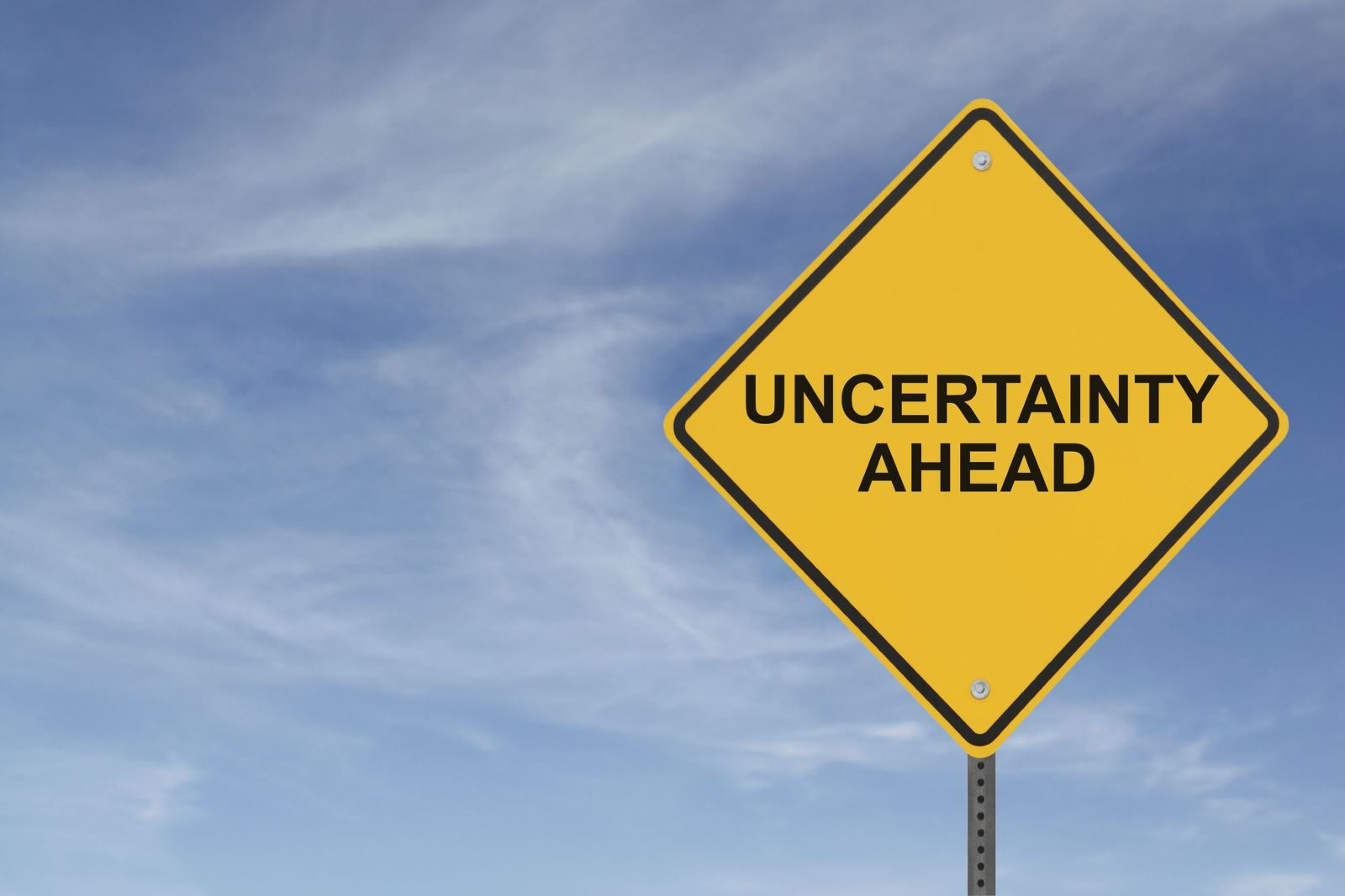 Negative outlooks may impact market