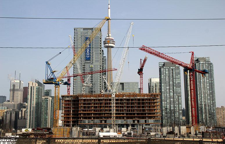 "BMO says Toronto condo boom has ""run its course"""