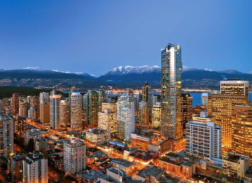Commercial sales rise in Vancouver's Lower Mainland