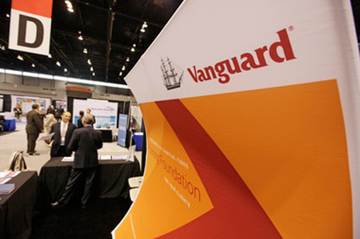 Vanguard robo-advisor takes flight