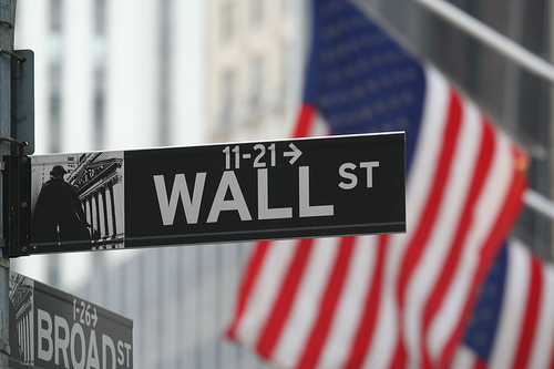 New York Stock Exchange closes