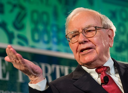 Warren Buffett's $400m vote of confidence